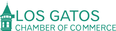 Los Gatos chamber of commerce logo. Los Gatos dentist, Infantino Dental Los Gatos is a proud member of the Los Gatos Chamber of Commerce.
