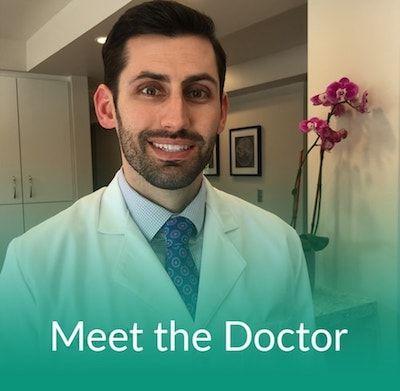 Image of Dr. Sam Infantino at Los Gatos dentist office, Infantino Dental Los Gatos.